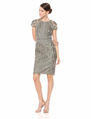 Tadashi Shoji Women's c/s lace Dress