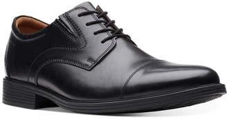 Clarks Men Whiddon Cap-Toe Oxfords Men Shoes