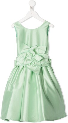 Piccola Ludo Flower Detail Dress