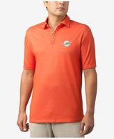 Tommy Bahama Men's Miami Dolphins Double Eagle Spectator Polo