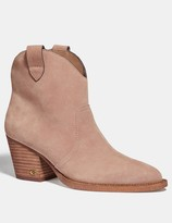 Coach Paige Western Bootie
