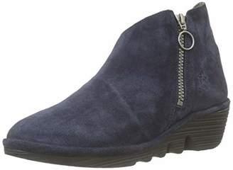 Fly London Women's PORO893FLY Ankle Boots, Grey (Diesel 002), 7 (40 EU)