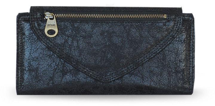Matt & Nat Stardust Gemma Wallet, Black 1 ea