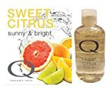 Qtica Smart Spa Sweet Citrus Shower Gel - 8.5oz