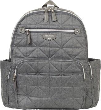 TWELVElittle Companion Quilted Nylon Diaper Backpack