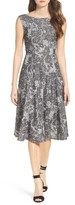 Betsey Johnson Women's Lace Midi Dress