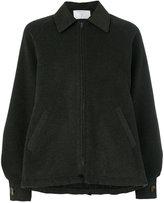 Societe Anonyme Bon Ton bomber jacket - women - Cashmere/Wool - S