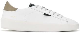 D.A.T.E Ace colour-block leather sneakers