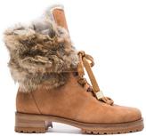 Alexandre Birman Winter Benjamin Suede Boots