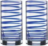 Kate Spade Charlotte Street Highball Glass, Set of 2