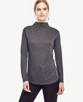 Ann Taylor Mock Neck Tunic