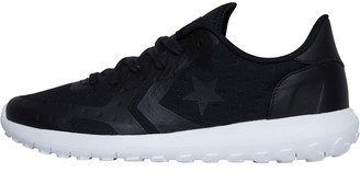 Converse Womens Thunderbolt Ultra Ox Trainers Black/Black/White