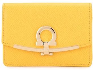 Salvatore Ferragamo Gancini small wallet