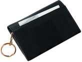 Royce Leather Wallet with Removable Key Ring 617-5
