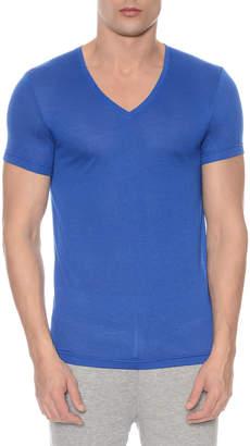 2xist Mesh V-Neck T-Shirt