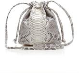 Hunting Season Python Small Bucket Bag