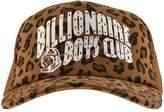 Billionaire Boys Club Leopard Cap Brown