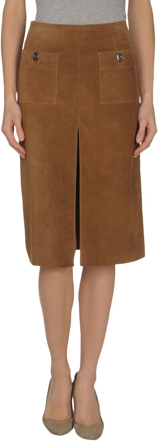 MSP Leather skirts