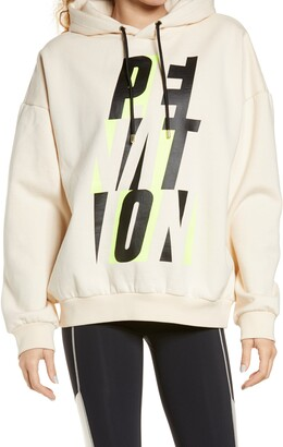 P.E Nation Cross Header Graphic Hoodie