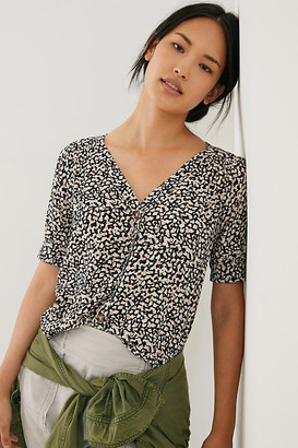 Maeve Blaise Buttondown By in Assorted Size 0