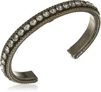 Sorrelli Lisa Oswald Collection Channeling Chic Cuff Bracelet