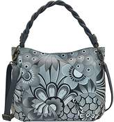 Anuschka Anna Handpainted Leather Women's Slim Bag