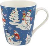 Cath Kidston Snowmen Stanley Mug