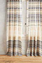 Anthropologie Yarn-Dyed Lucida Curtain