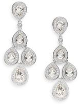 Swarovski Sensation Crystal Chandelier Earrings