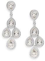 Swarovski Sensation Crystal Chandelier Earrings