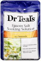 Bed Bath & Beyond Dr. Teal's Therapeutic Solutions 48 oz. Epsom Salt Calm Soaking Solution in Chamomile