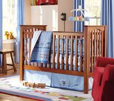 Pottery Barn Kids Kendall Fixed Gate Crib, Chestnut
