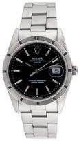 Rolex Vintage Stainless Steel Date Watch, 34mm