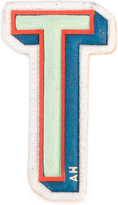 Anya Hindmarch 'T' sticker - women - Leather - One Size