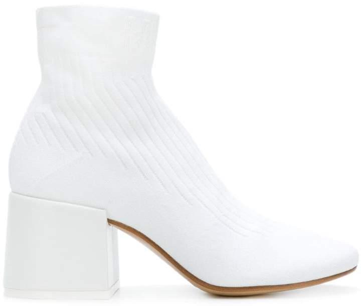 MM6 MAISON MARGIELA sock ankle boots
