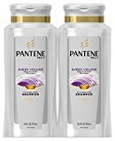 Pantene Sheer Volume Shampoo, 25.4 Fl Oz (Pack of 2)