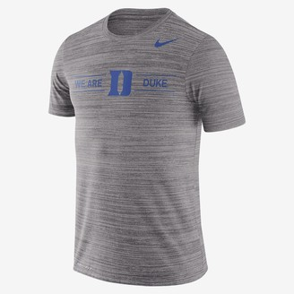 Nike Men's T-Shirt College Dri-FIT Velocity (Duke)