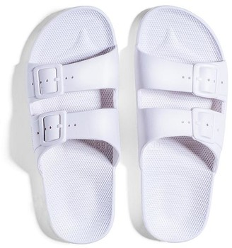 Freedom Moses Slippers White - 30/31 - 11/12 - 12/13