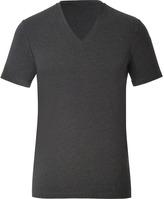 HUGO Cotton Dredoso T-Shirt in Open Grey