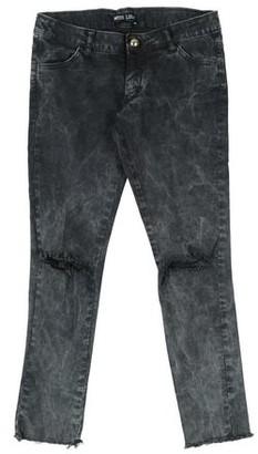 MISS LULU Denim trousers
