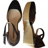 Fratelli Rossetti Black Patent leather Sandals