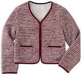 Kate Spade Girls' Tweed Jacket - Big Kid