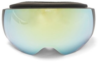 Zeal Optics Portal Interchangeable-lens Ski Goggles - Yellow Multi