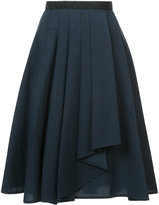 Jason Wu wrap midi skirt