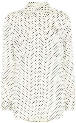 Equipment Slim Signature crepe shirt