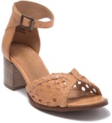 Seychelles Frilly Heeled Sandal