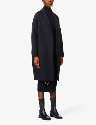 Stella McCartney Relaxed-fit wool coat