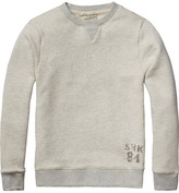 Scotch & Soda Crew Neck Sweater