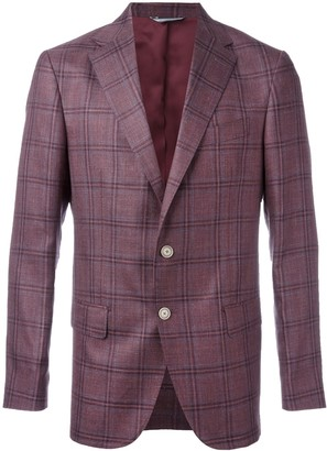 Fashion Clinic Timeless Single-Breasted Blazer