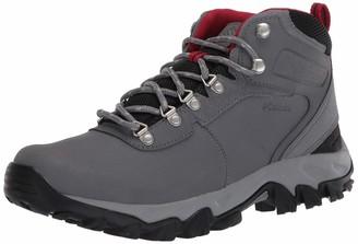 Columbia mens Newton Ridge Plus Ii Waterproof Hiking Boot